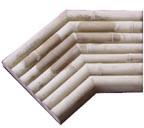 bamboo octagon segment