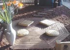 octagon decking